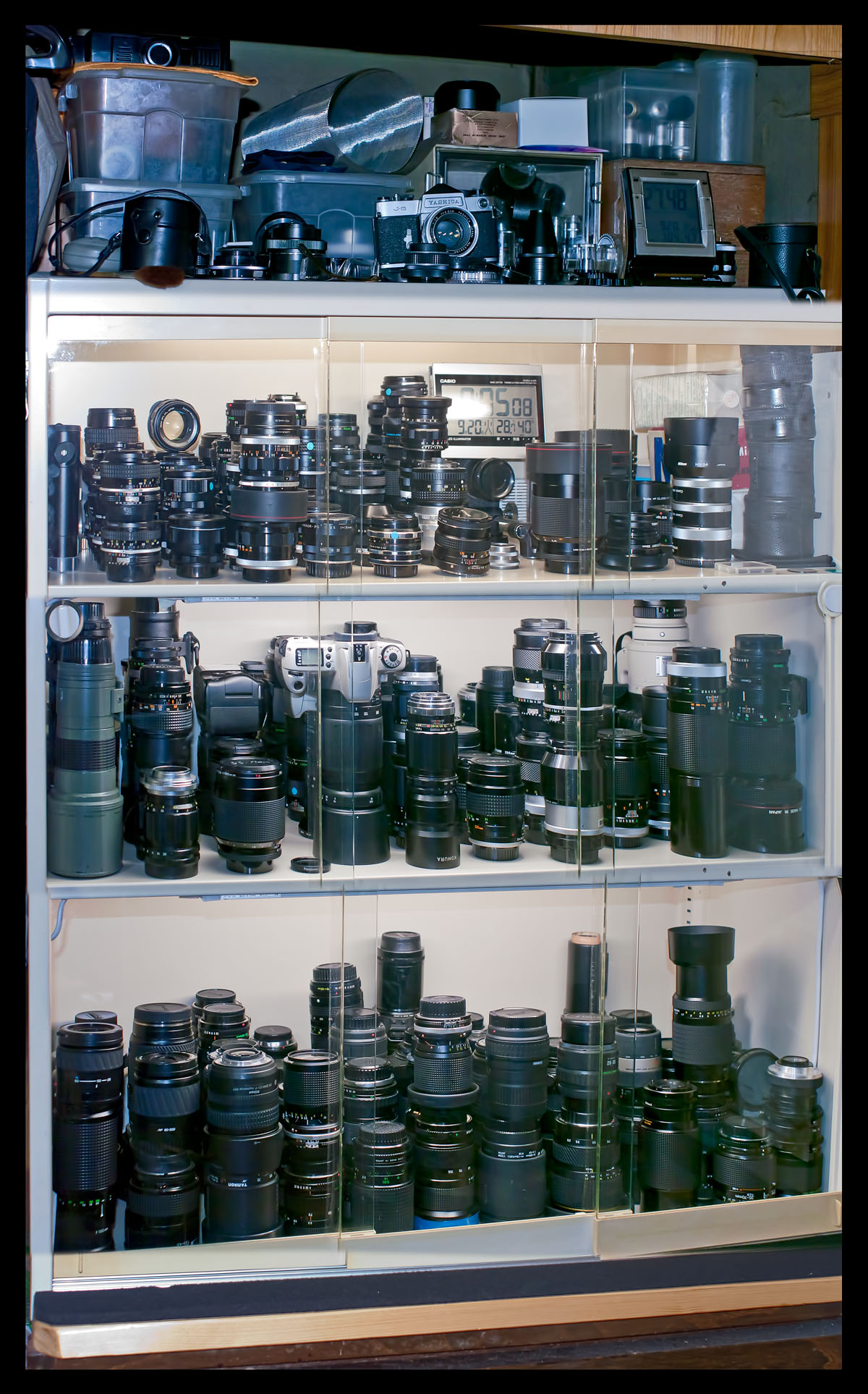 My Lens Collection